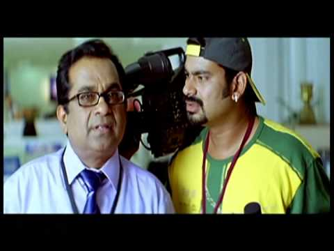 Brahmanandam lip reading