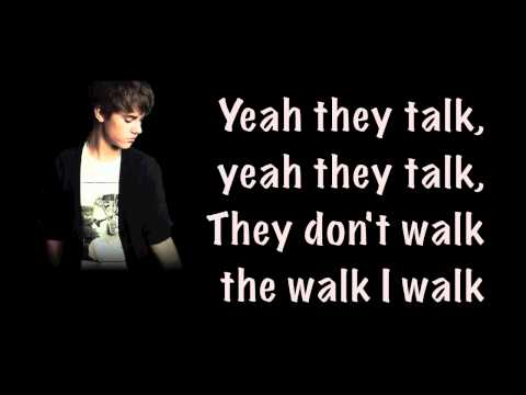Won't Stop - Sean Kingston ft. Justin Bieber Lyrics