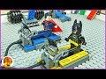 Lego Batman vs Superman Gym Fail