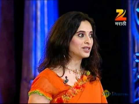 Marathi Tarka June 10 '12 - Kishori Godbole & Sandeep Pathak