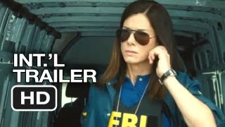 The Heat Official International Trailer (2013) - Sandra Bullock, Melissa McCarthy Movie HD
