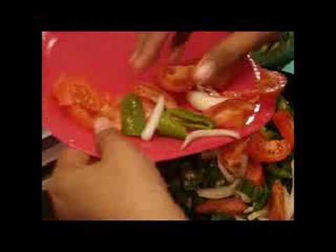 Making of Bhindi (Lady Finger)