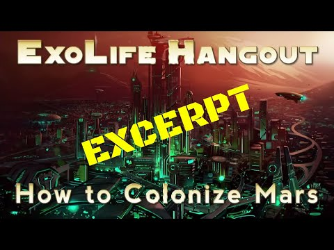 Dr Robert Zubrin: Some Reasons Why NASA Has Problems Getting Us to Mars - Exolife Hangout Excerpt - UCQkLvACGWo8IlY1-WKfPp6g