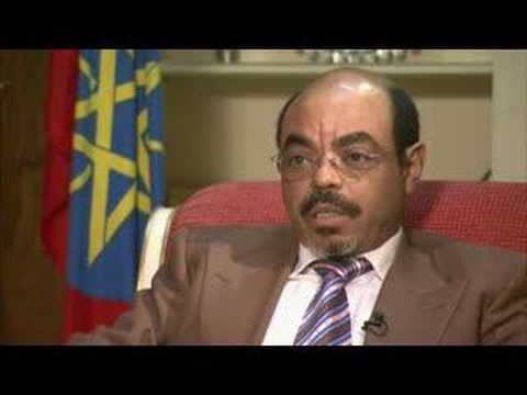 Talk to Jazeera - Meles Zenawi - 22 Nov 07 - Part 1