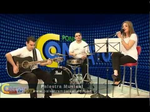 PALESTRA MUSICAL - Treinamentos Empresariais com Música - Educação Corporativa - Parte I