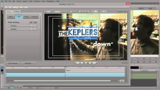 NewBlue Titler Pro for Media Composer Basics 2 of 3