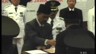 <span>Pelantikan Pejabat Walikota Dan Bupati</span>