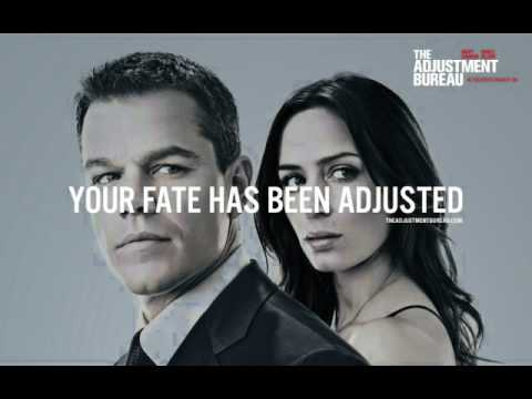 The Adjustment Bureau OST : None of them are you