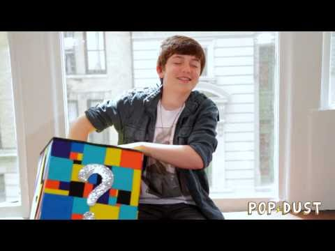 Popdust Exclusive Magic Box Interview: Greyson Chance