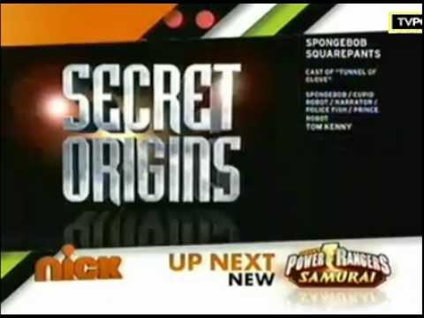 Power Rangers Samurai:Origins Promo