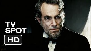 Lincoln Extended TV Spot (2012) Steven Spielberg Movie HD