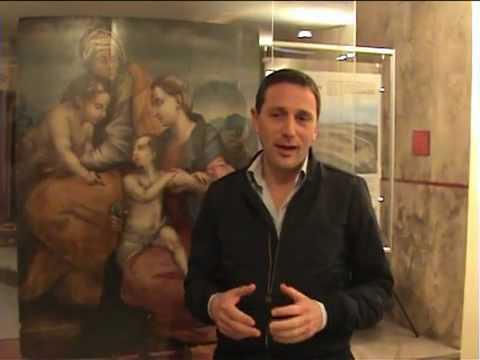 """Nicola Barbatelli presenta la mostra: """"Leonardo un mito nel tempo"""""""