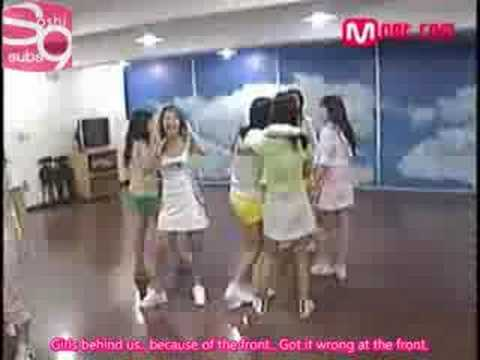 Into the World Dance Practice