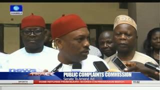 8th Senate To Amend Public Complaints Commission Act 061015