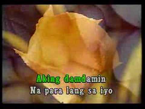 (Karaoke)-Dahil Ikaw By: True Faith