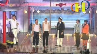 Halama - Konkurs marynistyczny (Kabaretowa Noc Listopadowa 2011)