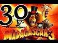 Madagascar 3: The Game (PS3, X360, Wii) Walkthrough Part 30 (Ending)