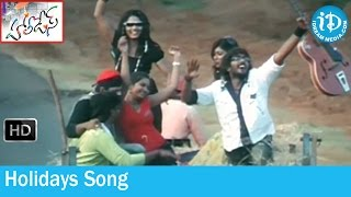 Holidays Title Song - Holidays