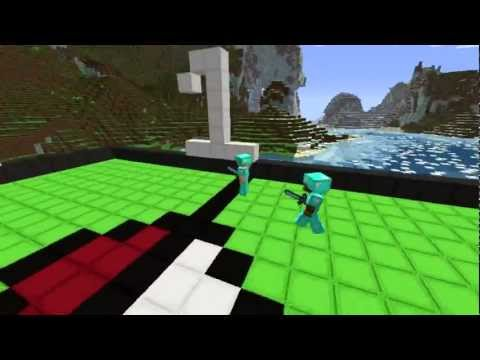 Minecraft: Episode 9 - THE ARENA (Multiplayer Survival)