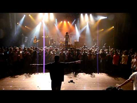 Pray for Plagues - Bring Me the Horizon (Live) @ Best Buy Theater in NYC 11/24/10 720p HD