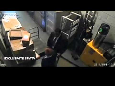 Surveillance Video of DSK, NY Hotel Maid Aired