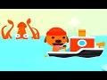 Мультики Саго Мини Развивающее Видео Sago Mini Music Box
