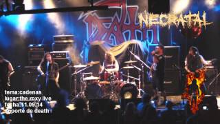 NECRATAL - Cadenas en vivo The Roxy