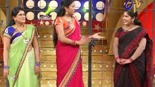 Star Mahila 29-10-2014 | E tv Star Mahila 29-10-2014 | Etv Telugu Show Star Mahila 29-October-2014