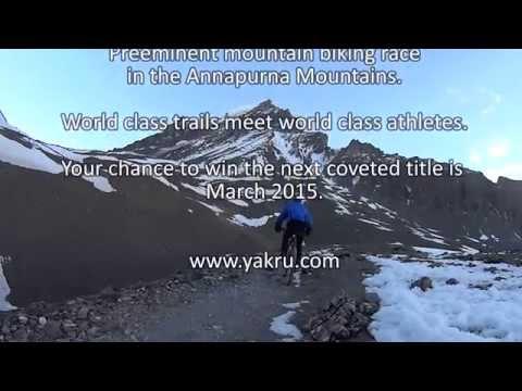 YAK Ru Annapurna Challenge 2014 Preview