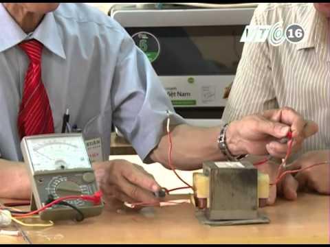 Kỹ thuật sửa chữa lò vi sóng - Phần 2