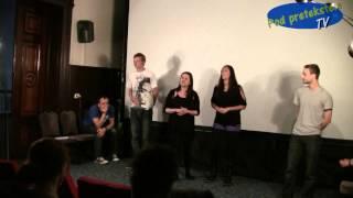 Grupy Impro - Grupa Pod Pretekstem - Dziwni prezenterzy