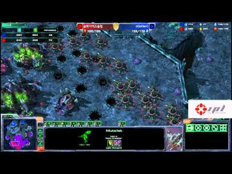 HD Starcraft 2 SlayerS.Sleep v oGs.Hero The Movie g1 p1