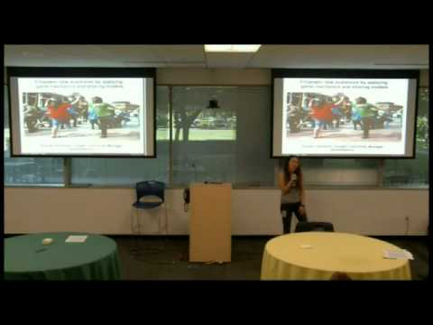 Google Science Communication Fellows Workshop: Crafting Your Story in the Digital World
