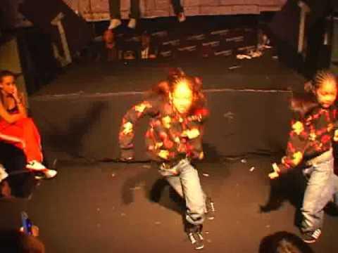 Japanese Kids Hip Hop Dancing 日本の子供たちにヒップホップダンス