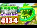 Plants vs. Zombies: Garden Warfare - Gameplay Walkthrough Part 134 - Toxic Chomper (Xbox One)