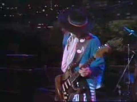 Greatest blues/rock guitarist ever.