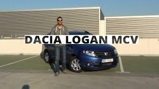 [PL] Dacia Logan MCV 1.5 dCi 90 KM, 2013 - test AutoCentrum.pl