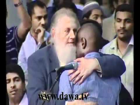 He Accept Islam