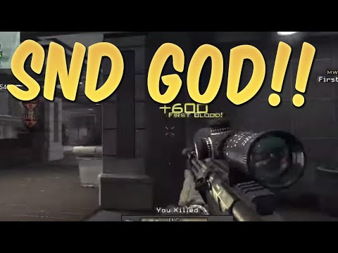 MW3 gameplay - Arkade SnD