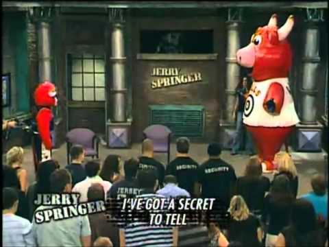 Jerry Springer Show Funny Fight