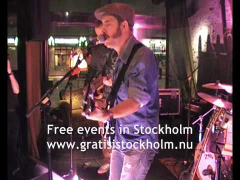 Elias & The Wizzkids - Catch Me If You Can, Live at Lilla Hotellbaren, Stockholm 1(5)