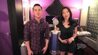 """Lucky"" Jason Mraz & Colbie Caillat - (Jason Chen x Arden Cho Cover)"