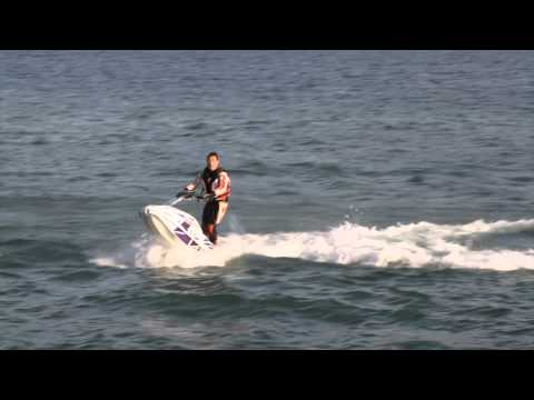 Jet Ski Freestyle Trick : Bunny Hop by Akinobu Noda