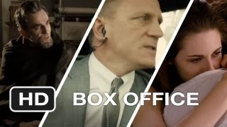 Weekend Box Office - November 16-18 2012 - Studio Earnings Report HD
