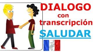 Cursos de francés: Situación. Decir hola y adios (lenguage coloquial)