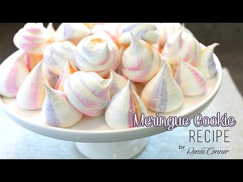 Meringue Cookie Recipe | Renee Conner