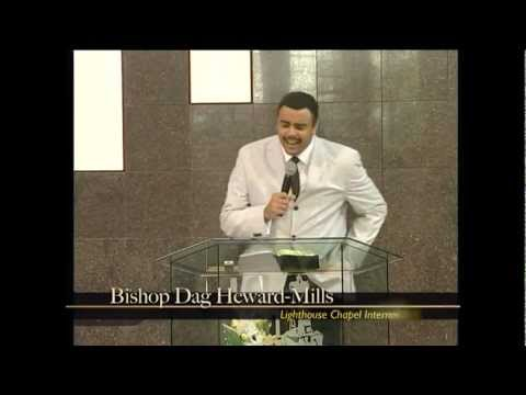 THE KINGDOM OF GOD from BISHOP DAG HEWARD