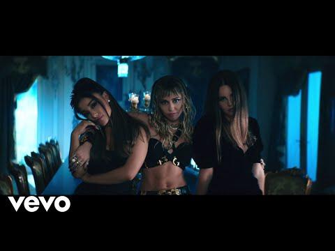 Ariana Grande, Miley Cyrus, Lana Del Rey – Don't Call Me Angel Charlie's Angels