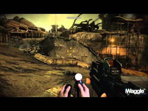 iWatch   Killzone 3 (Single Player Preview Demo) PlayStation Move Analysis - UC-7K16r2E_jAmZj2nUxd87w