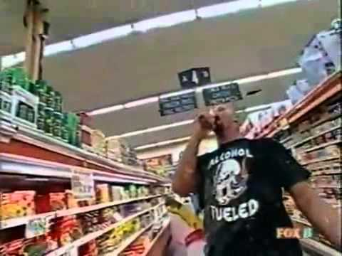 Stone Cold-Booker T Supermarket Segment